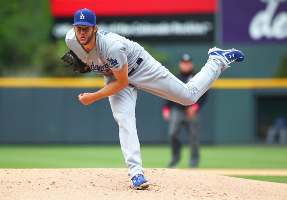 MLB: MAY 10 Dodgers at Rockies