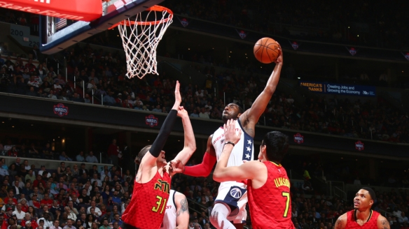 Atlanta Hawks v Washington Wizards - Game Five