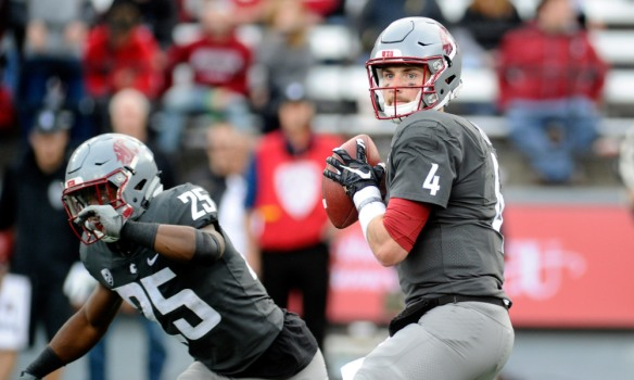 NCAA Football: Oregon State at Washington State