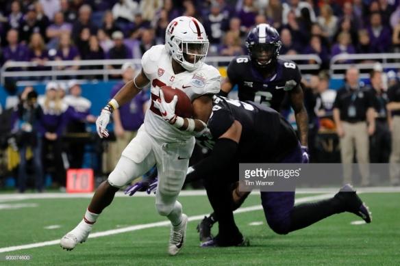 Valero Alamo Bowl - Stanford v TCU