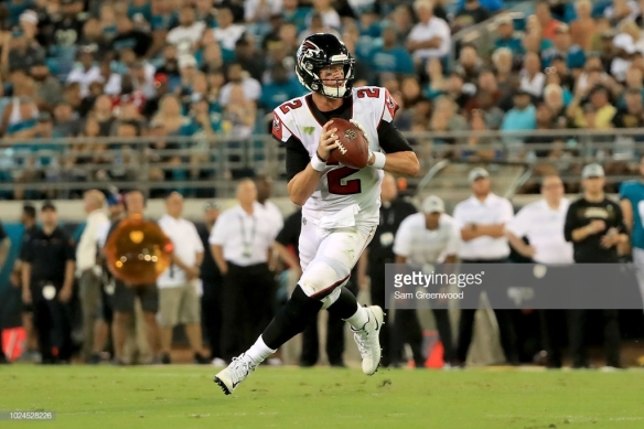 Atlanta Falcons v Jacksonville Jaguars